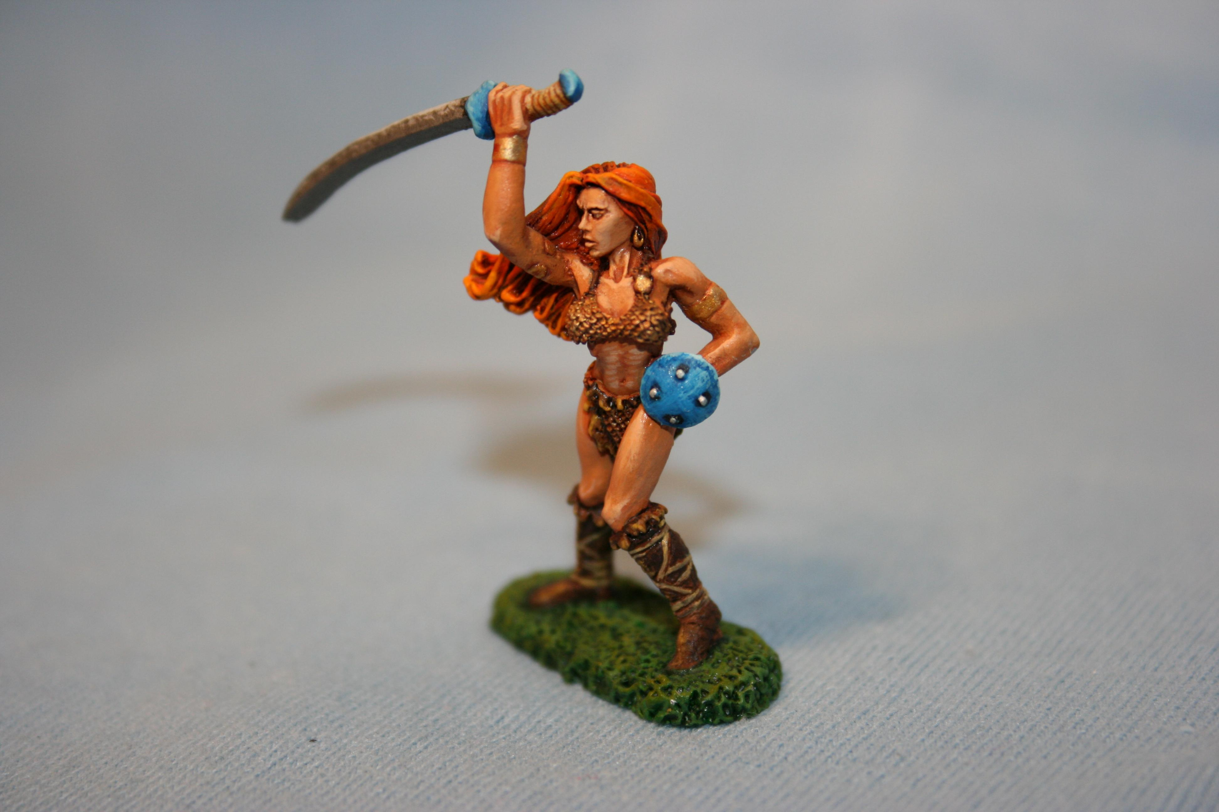 Barbarian Chick