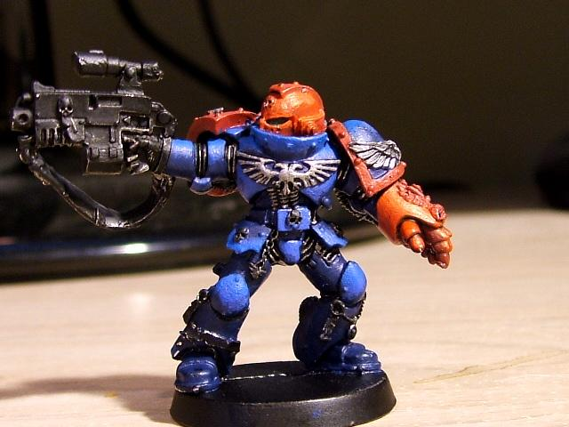 Sternguard, Crimson Fists Sternguard