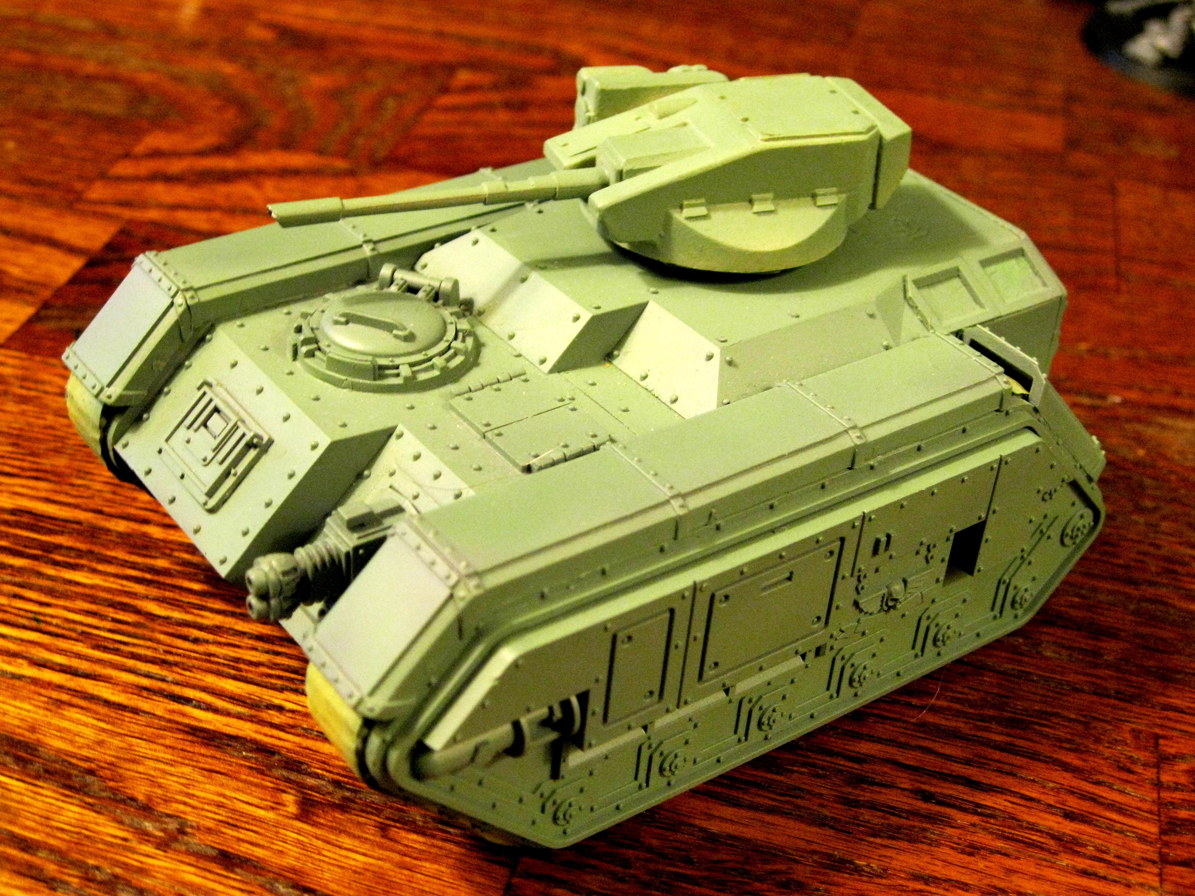 Imperial Guard, WIP Pantanus pattern Chimera