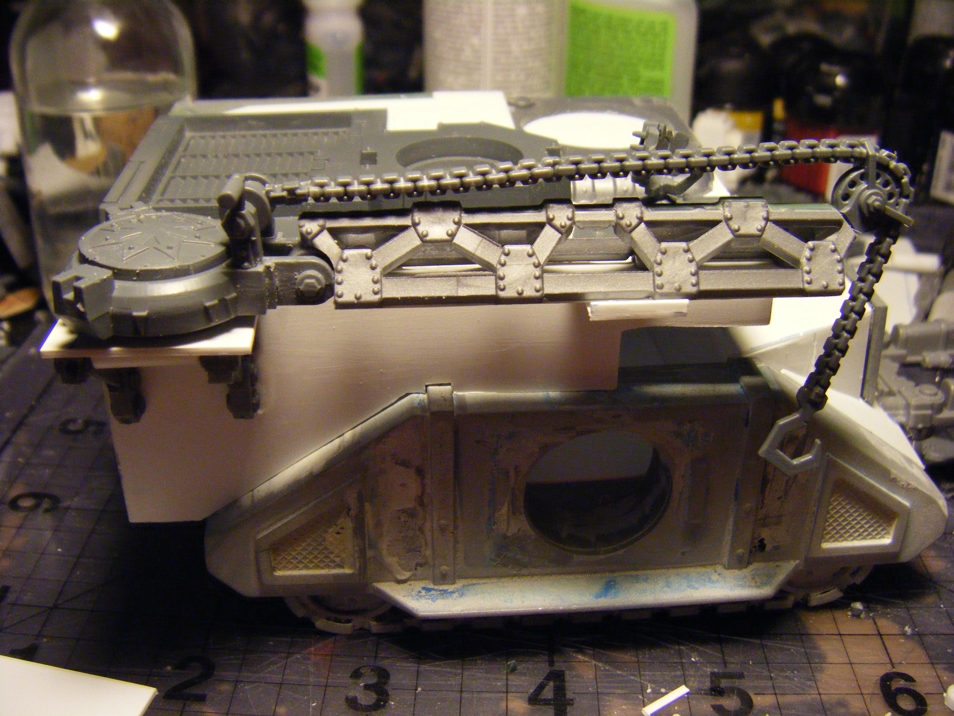 Conversion, Imperial Armor, Imperial Armour, Junka, Looted, Orks