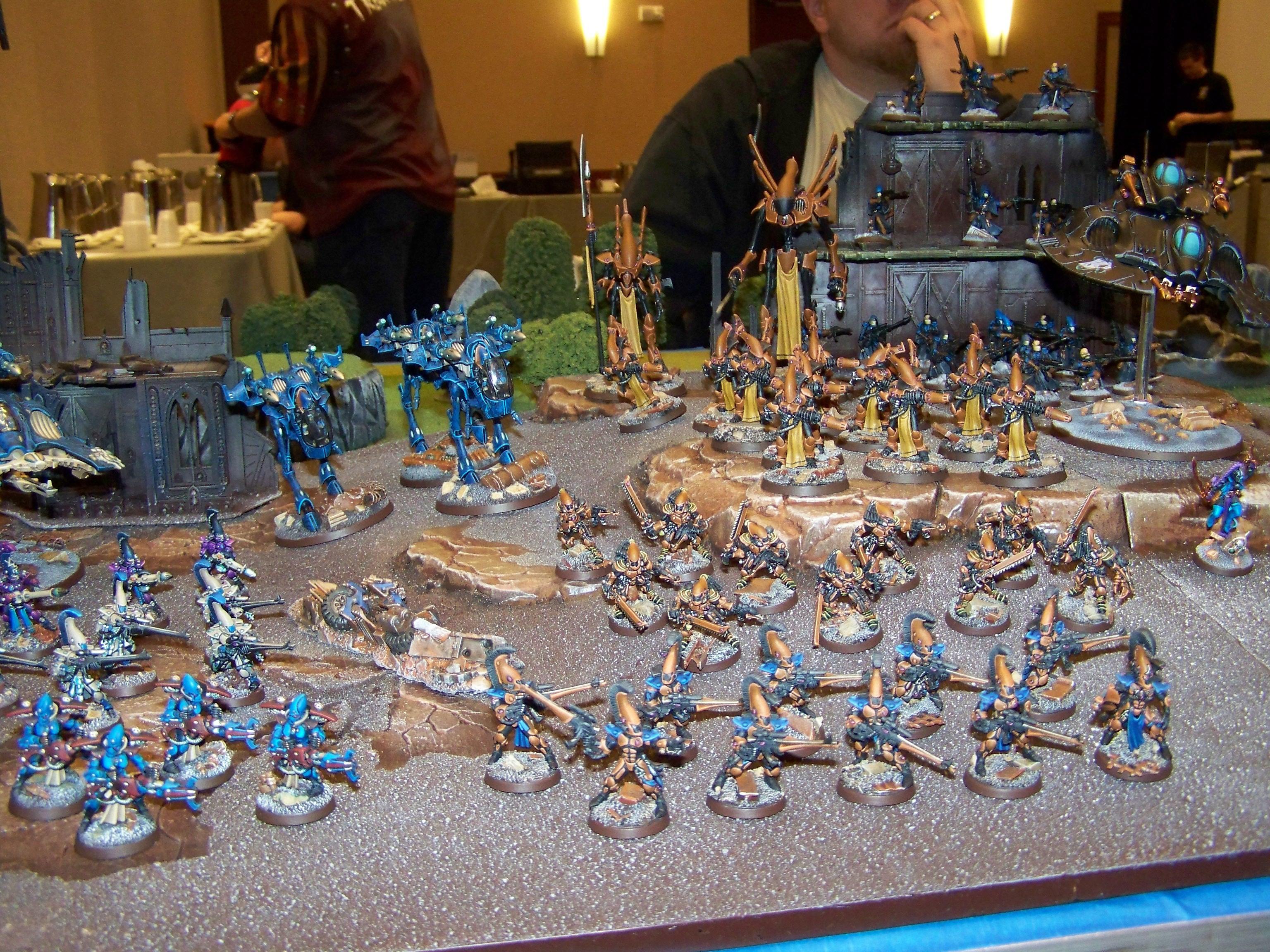Adepticon 2010, Eldar, Warhammer 40,000
