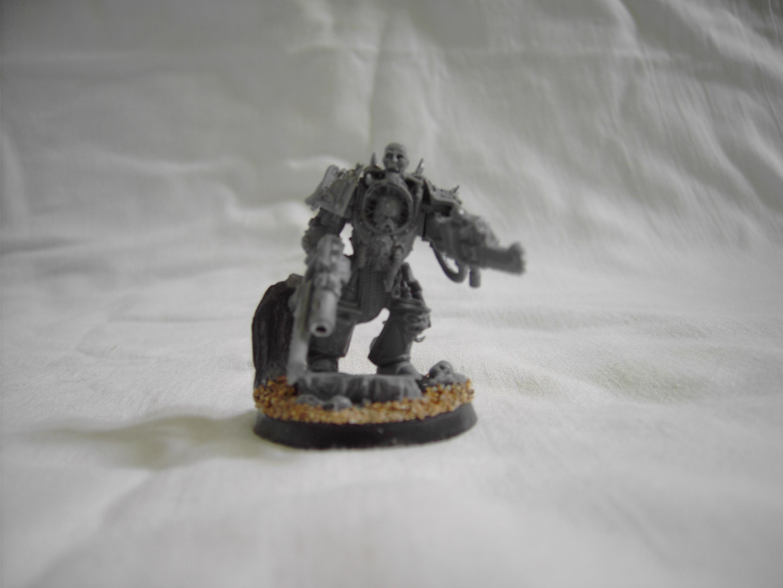 Death Guard Terminators, Nurgle