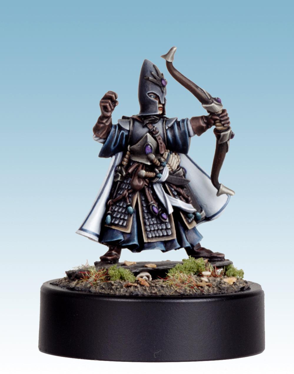 High Elves, Shadow Warrior, Warhammer Fantasy