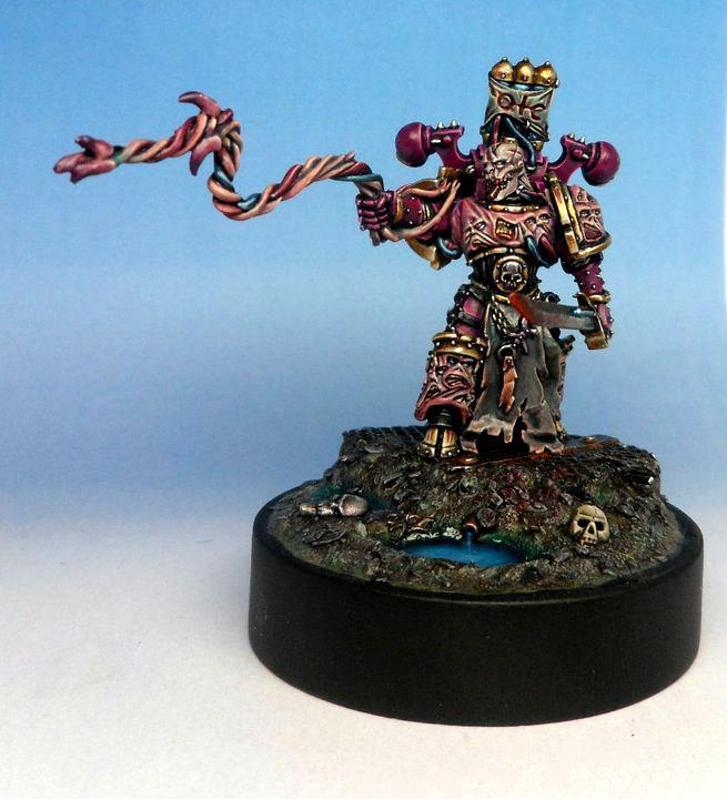 Chaos, Emperor's Children, Slaanesh, Space Marines, Warhammer 40,000