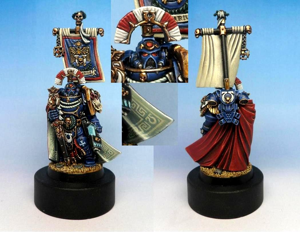 Space Marines, Warhammer 40,000