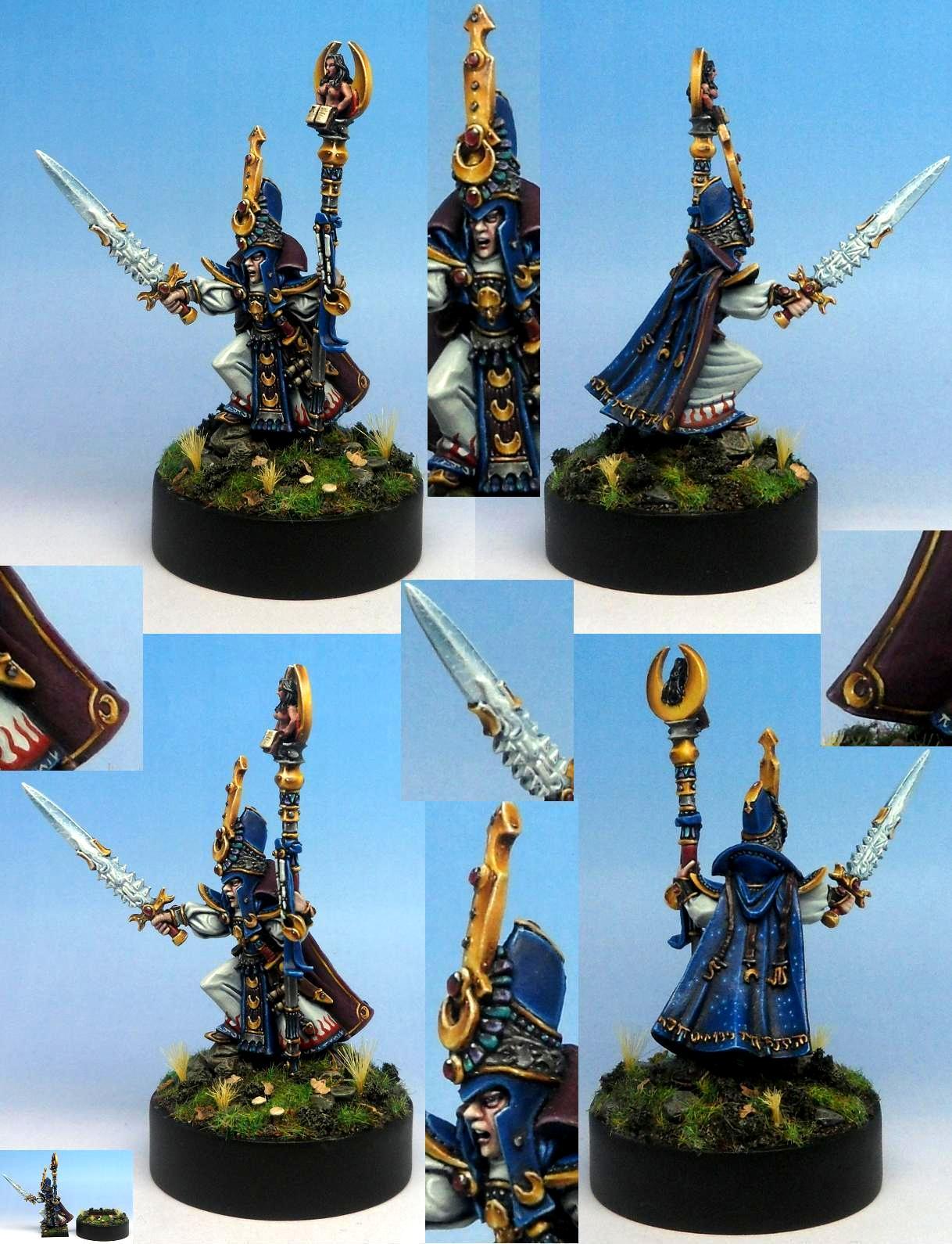 High Elves, Non-Metallic Metal, Warhammer Fantasy