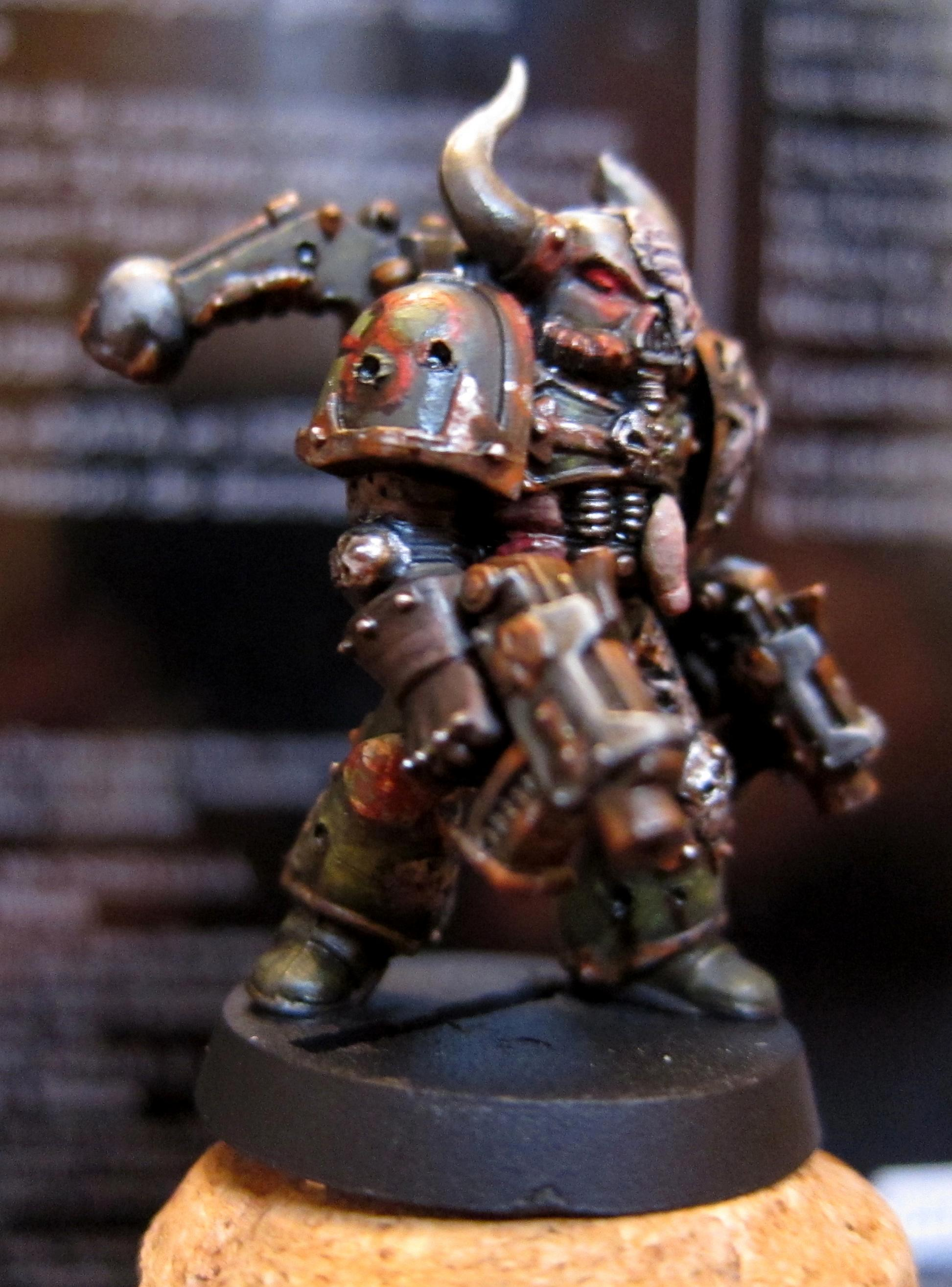 Chaos, Chaos Space Marines, Nurge, Object Source Lighting