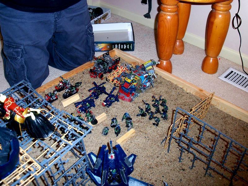 Orks, Space, Space Marines, Zomg