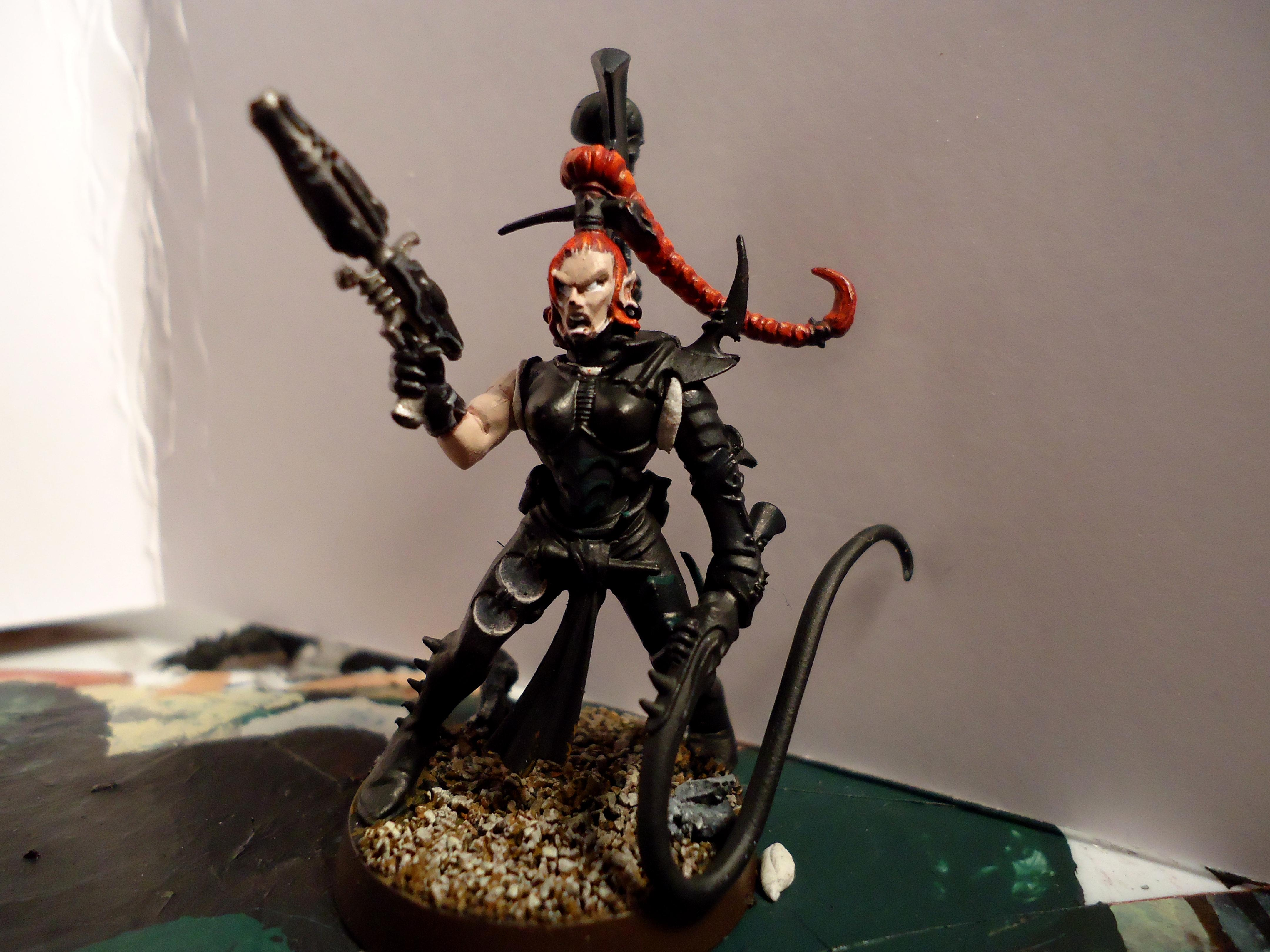 Dark Eldar, Hekatrix, Wych