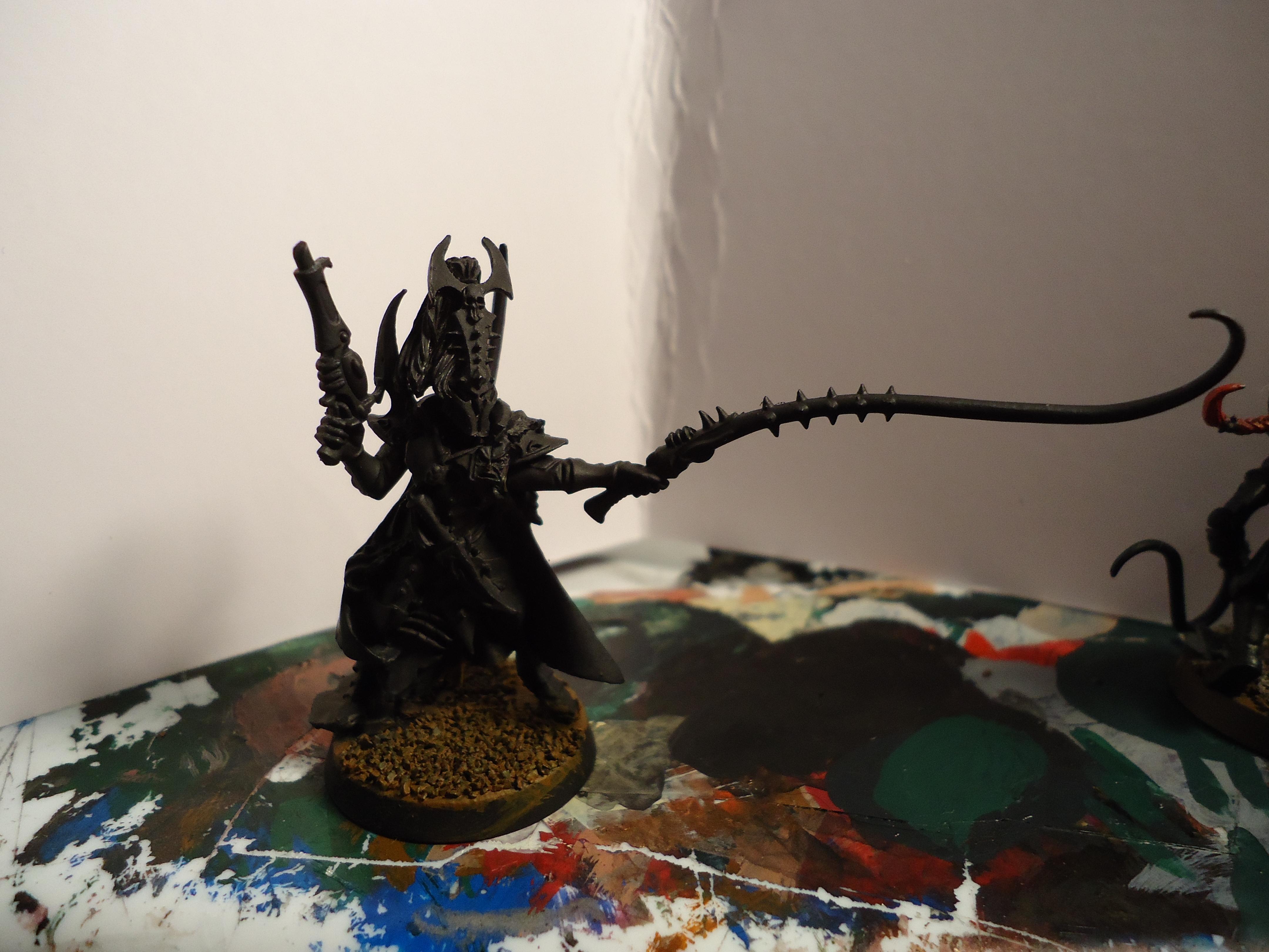 Archon, Dark Eldar, Archon WIP
