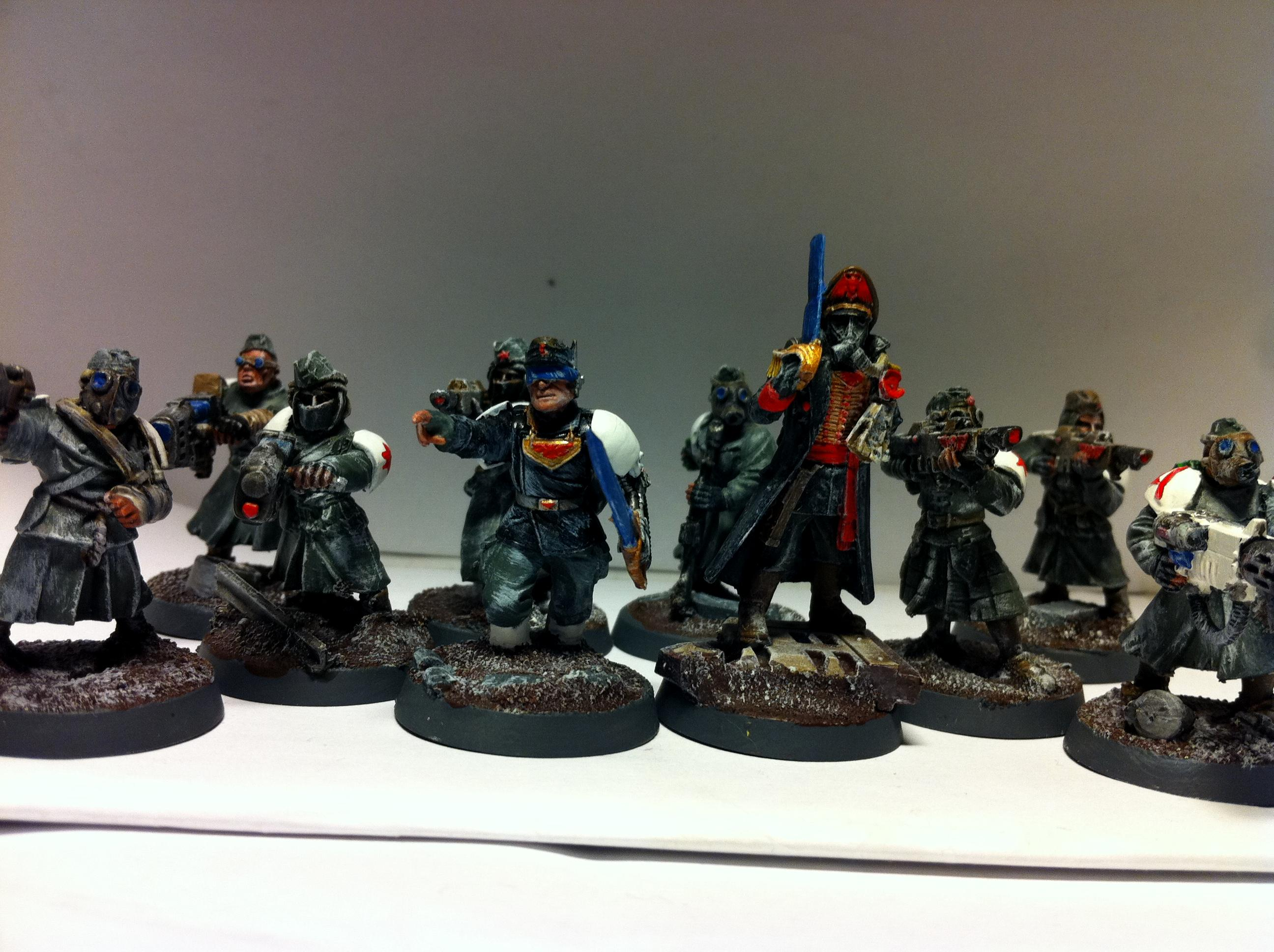 Conversion, Imperial Guard, Pig Iron, Warhammer 40,000