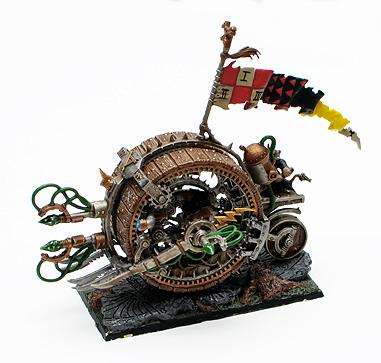 Doomwheel, Skaven, Warhammer Fantasy
