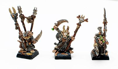 Grey Seer, Skaven, Warhammer Fantasy