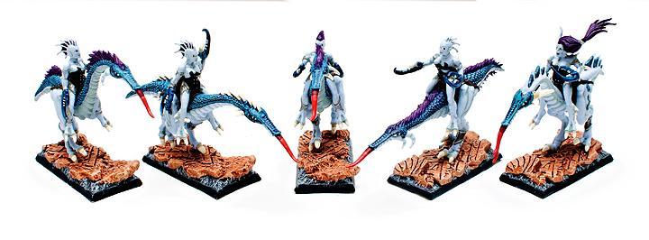Daemons, Seekers Of Slaanesh, Warhammer Fantasy