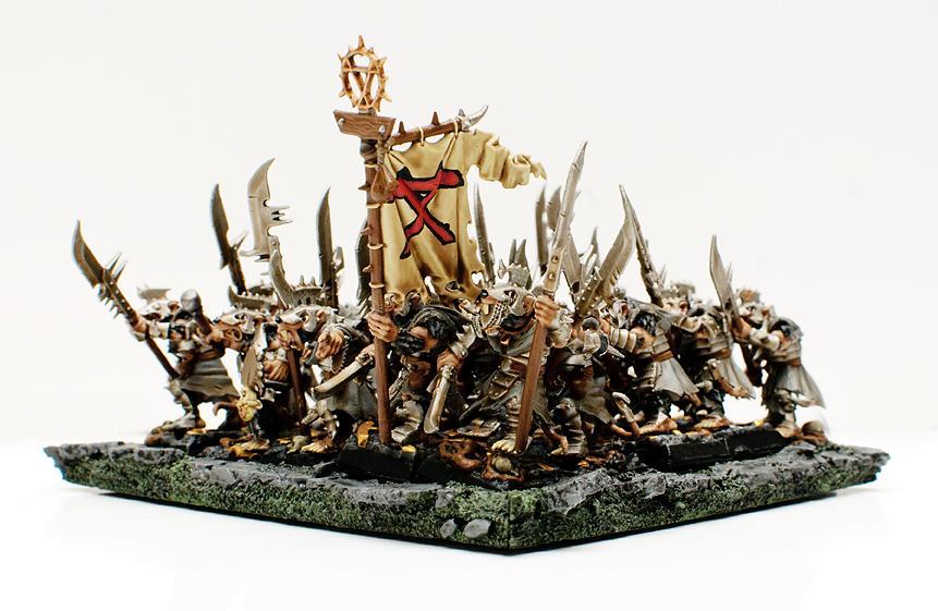 Skaven, Stormvermin, Warhammer Fantasy