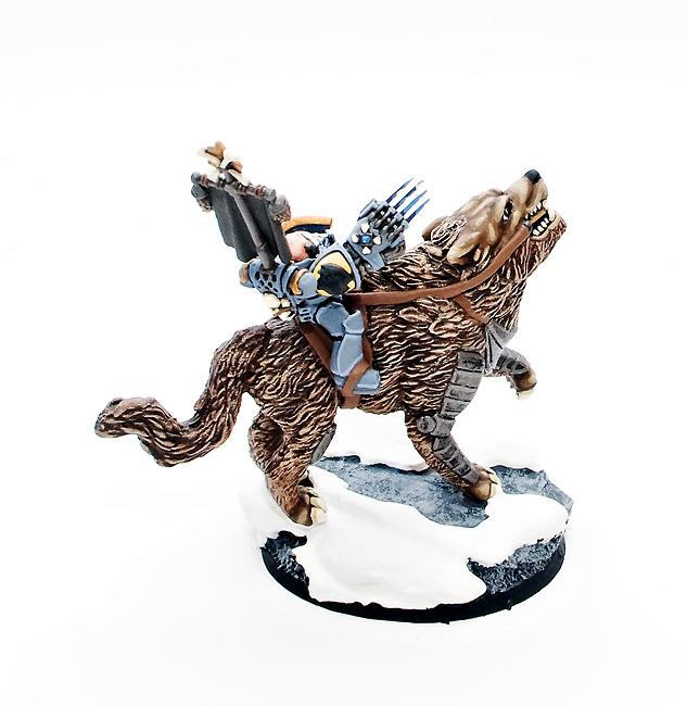 Space Wolves, Thunderwolf, Warhammer 40,000, Wolf Lord