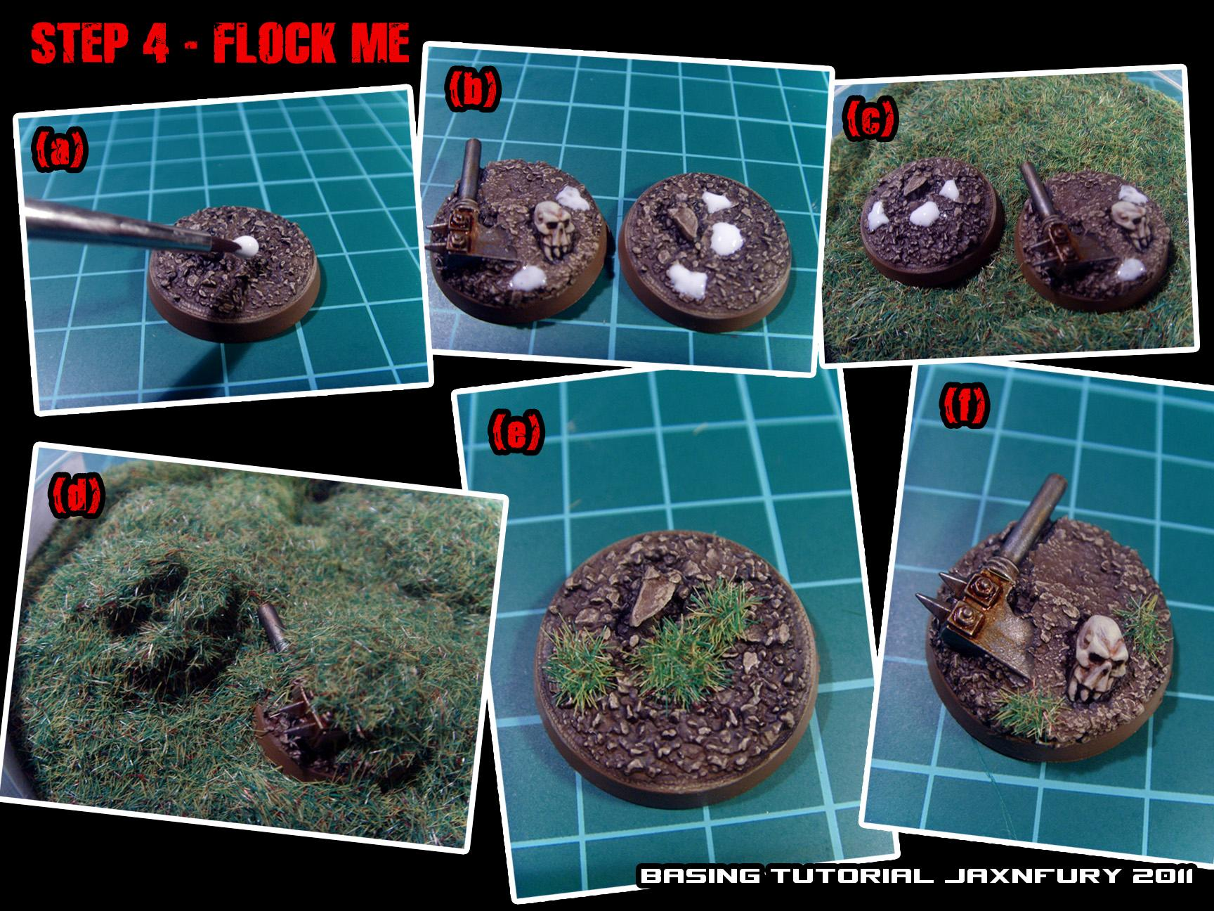 Base, Grass, Mud, Sand, Warhammer 40,000
