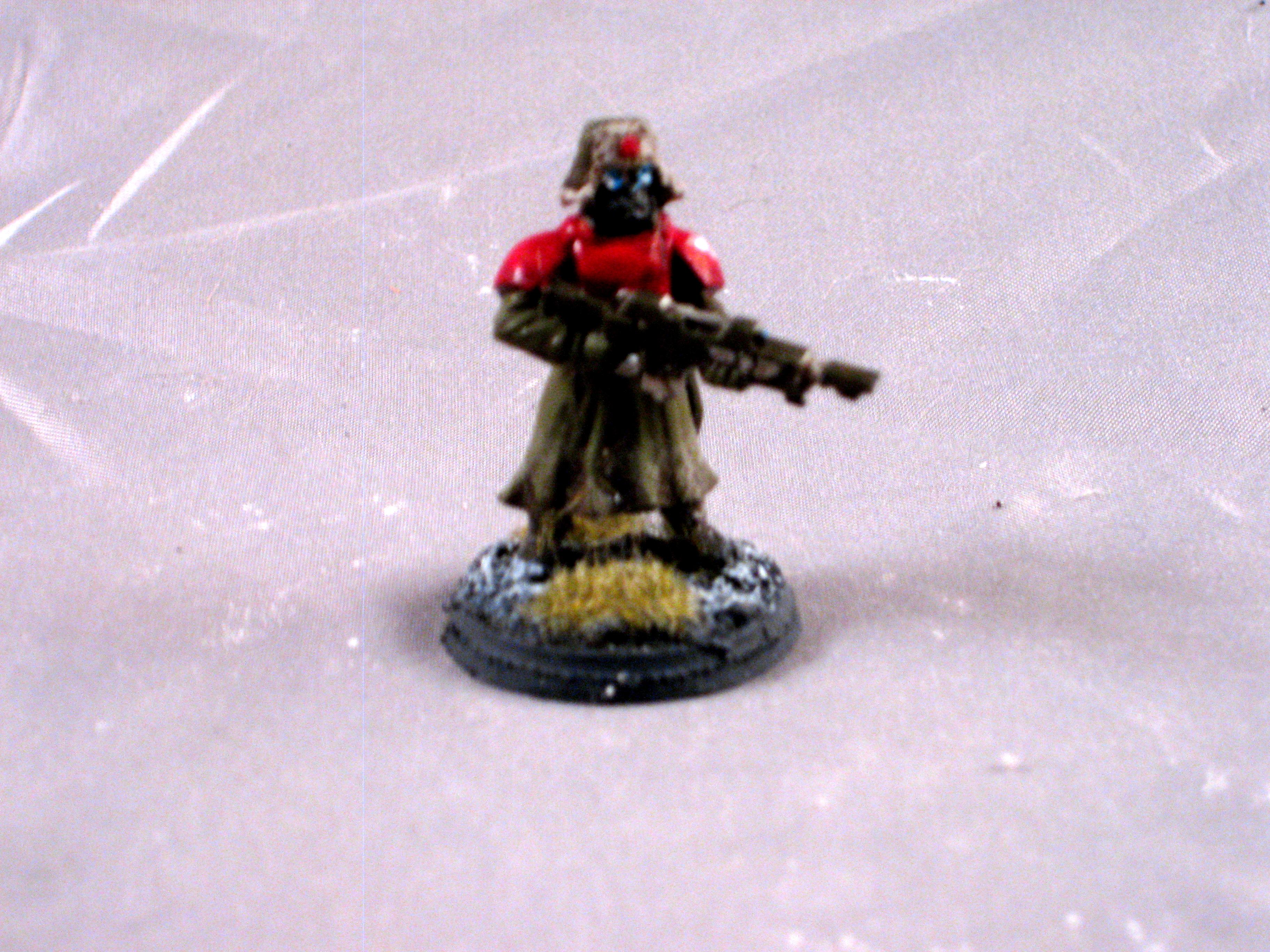 Imperial Guard, Pig Iron, Soviet, Wargames Factory