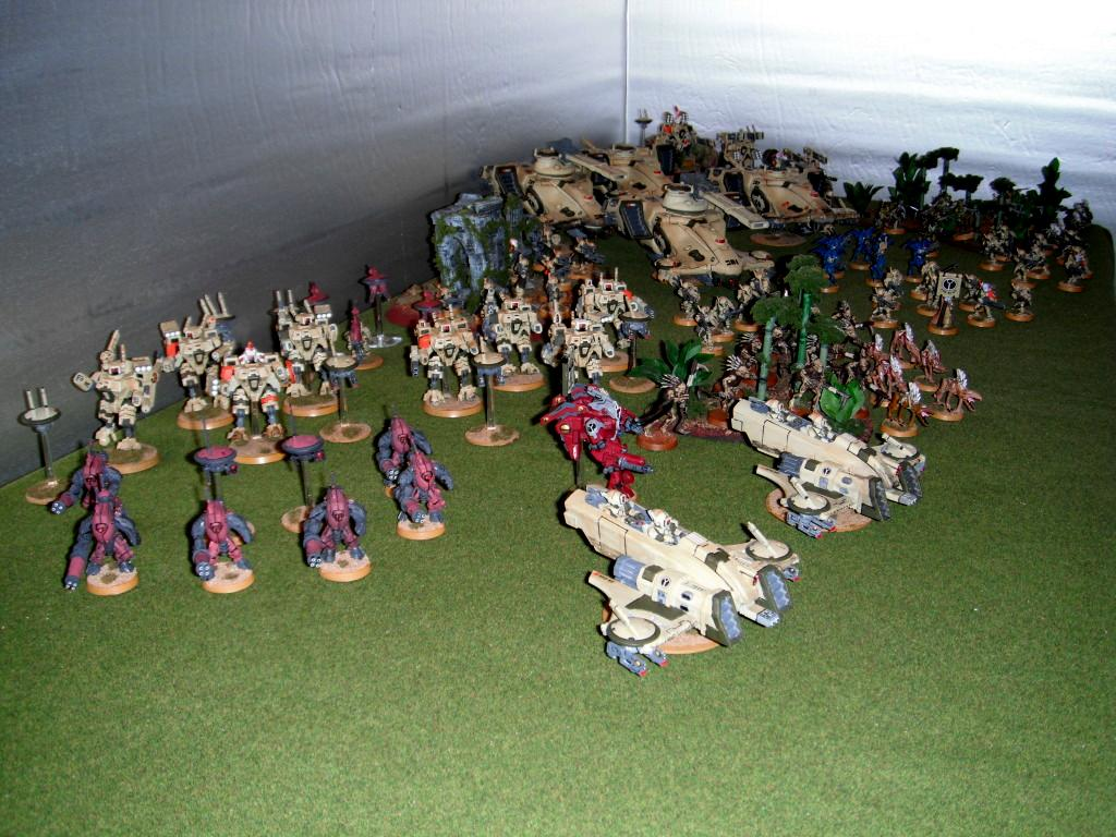Tau, Tau Army pic 1