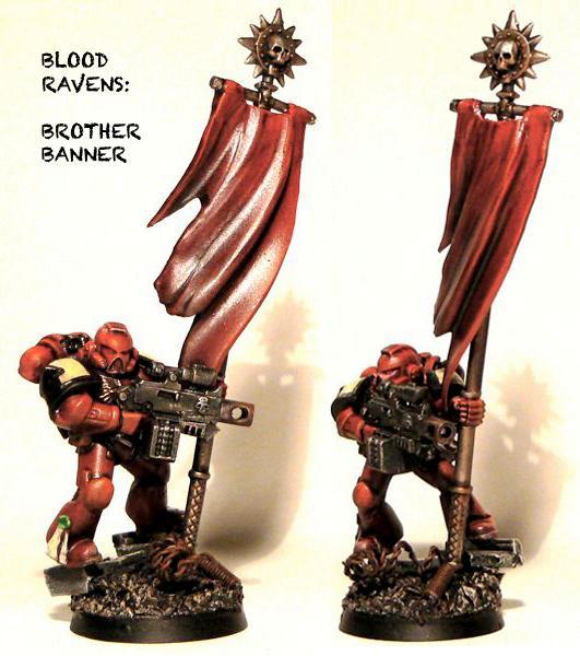 Blood Ravens, Space Marines, Standard