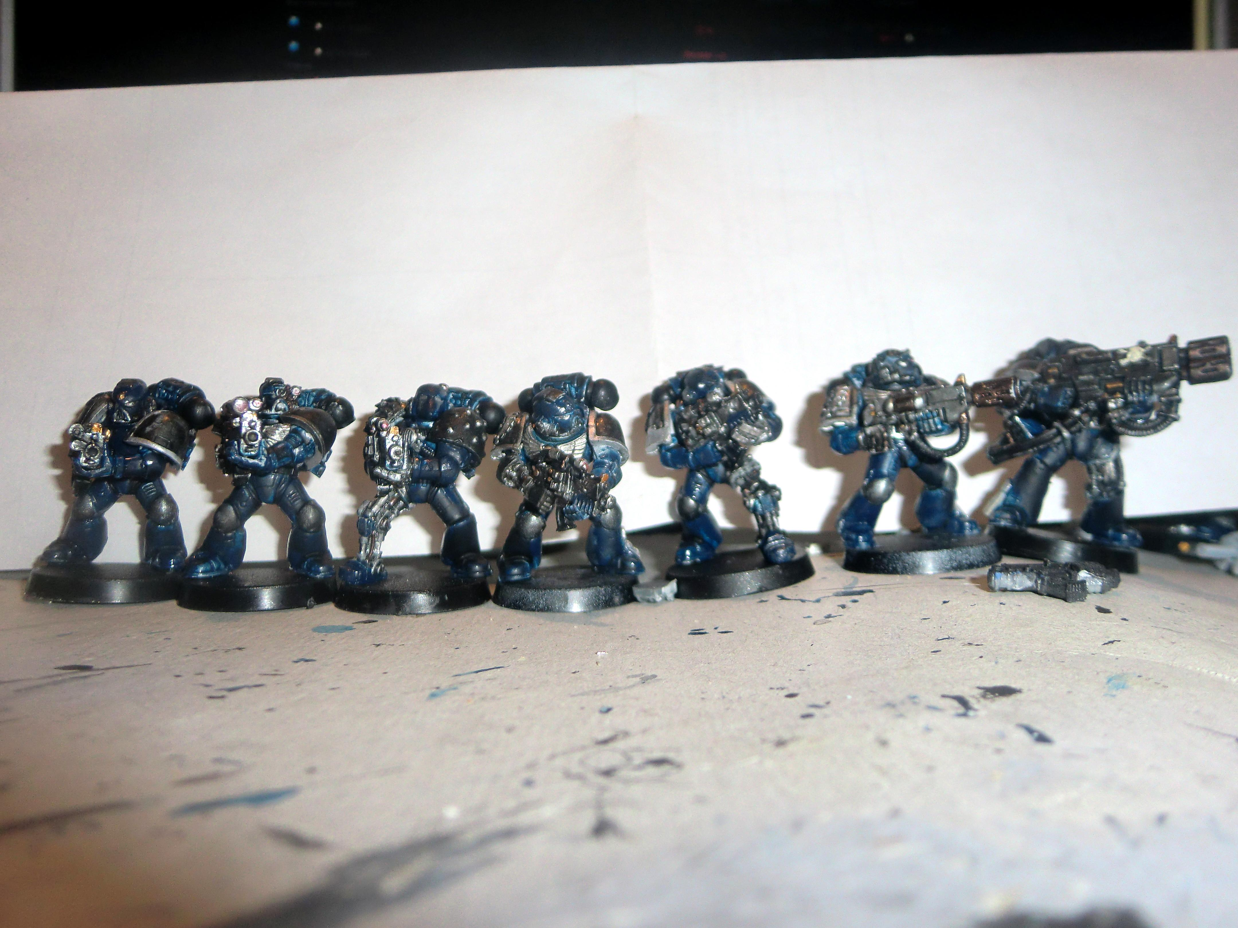 Tactical Squad, WIP Tactical Squad