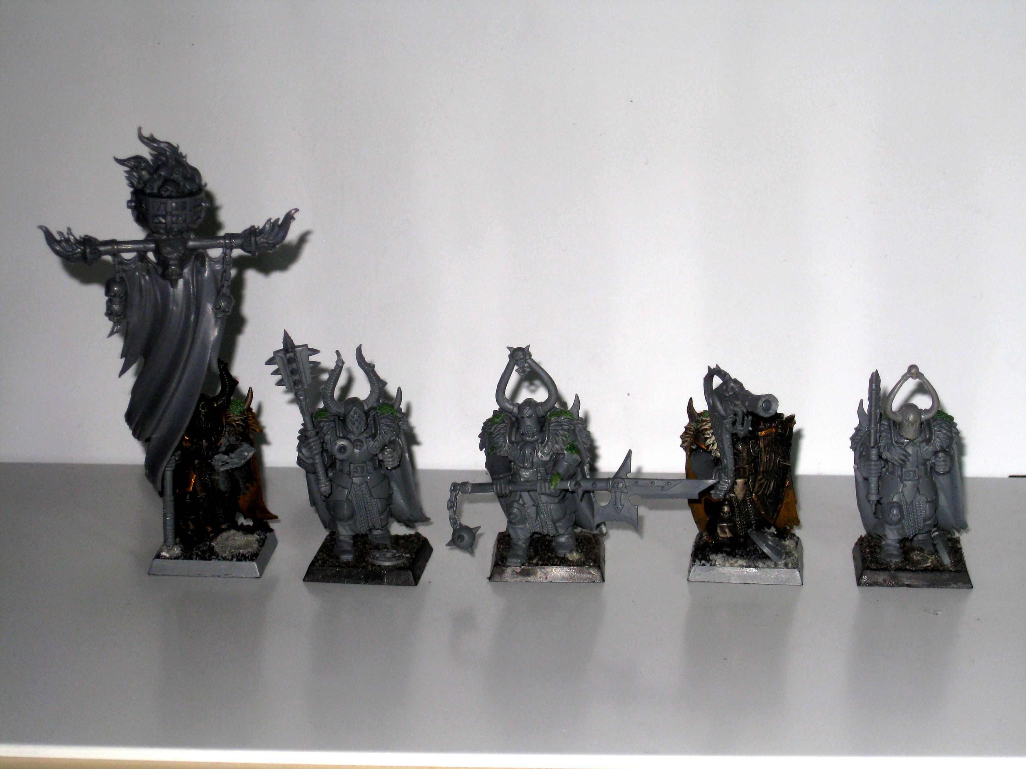 Warriors Command Rank