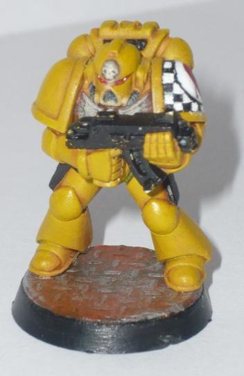 Badab, Lamenters, Space Marines