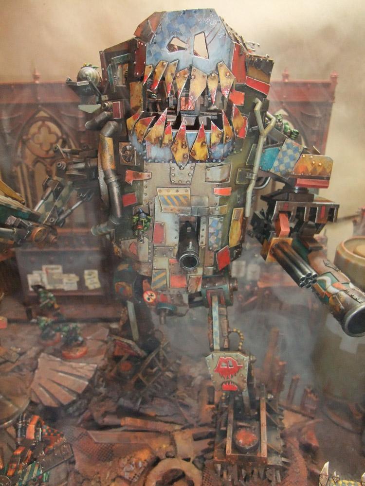 Orks, Stompa, Warhammer 40,000