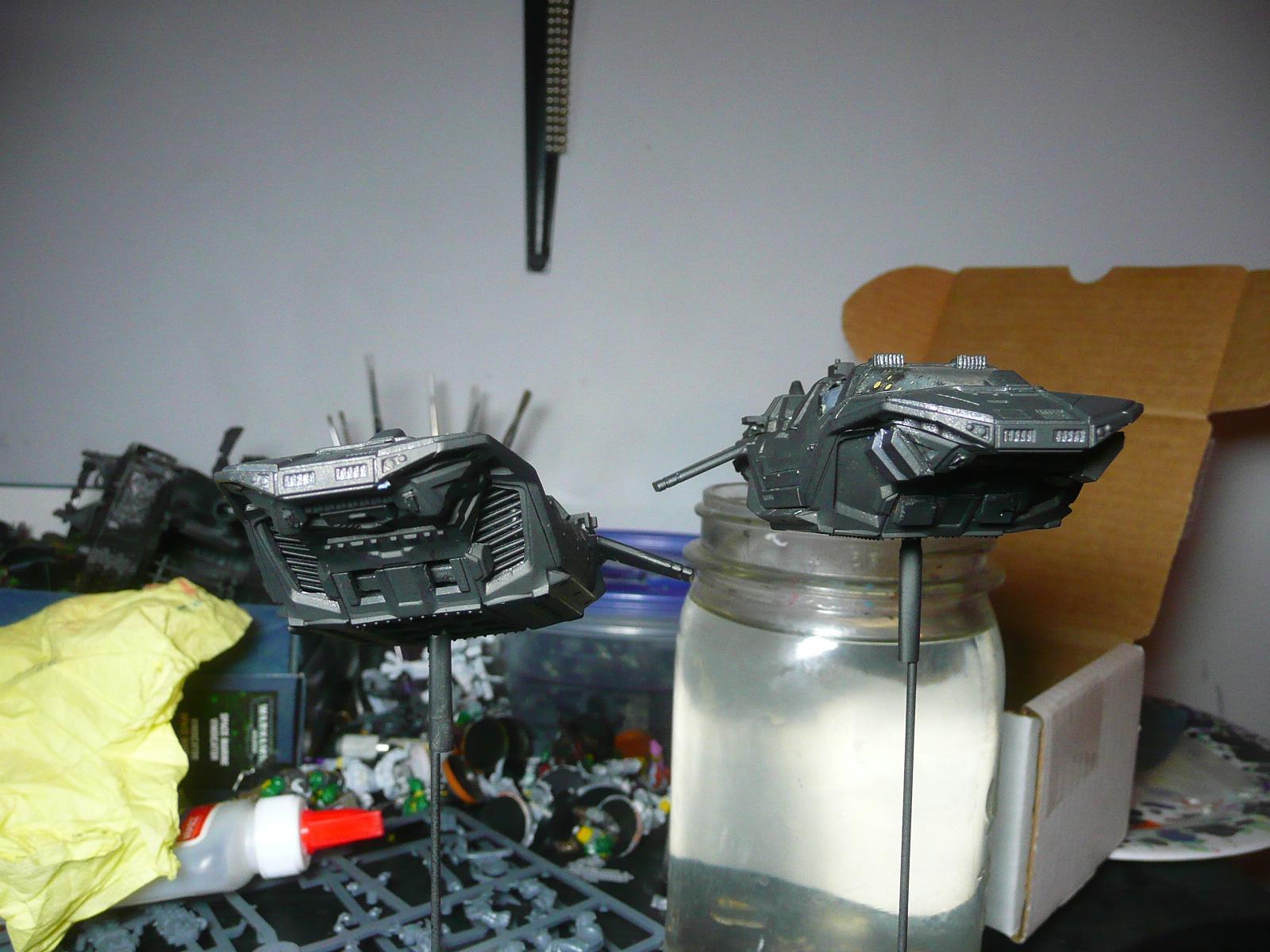 Conversion, Land Speeder, Space Marines, Warthog