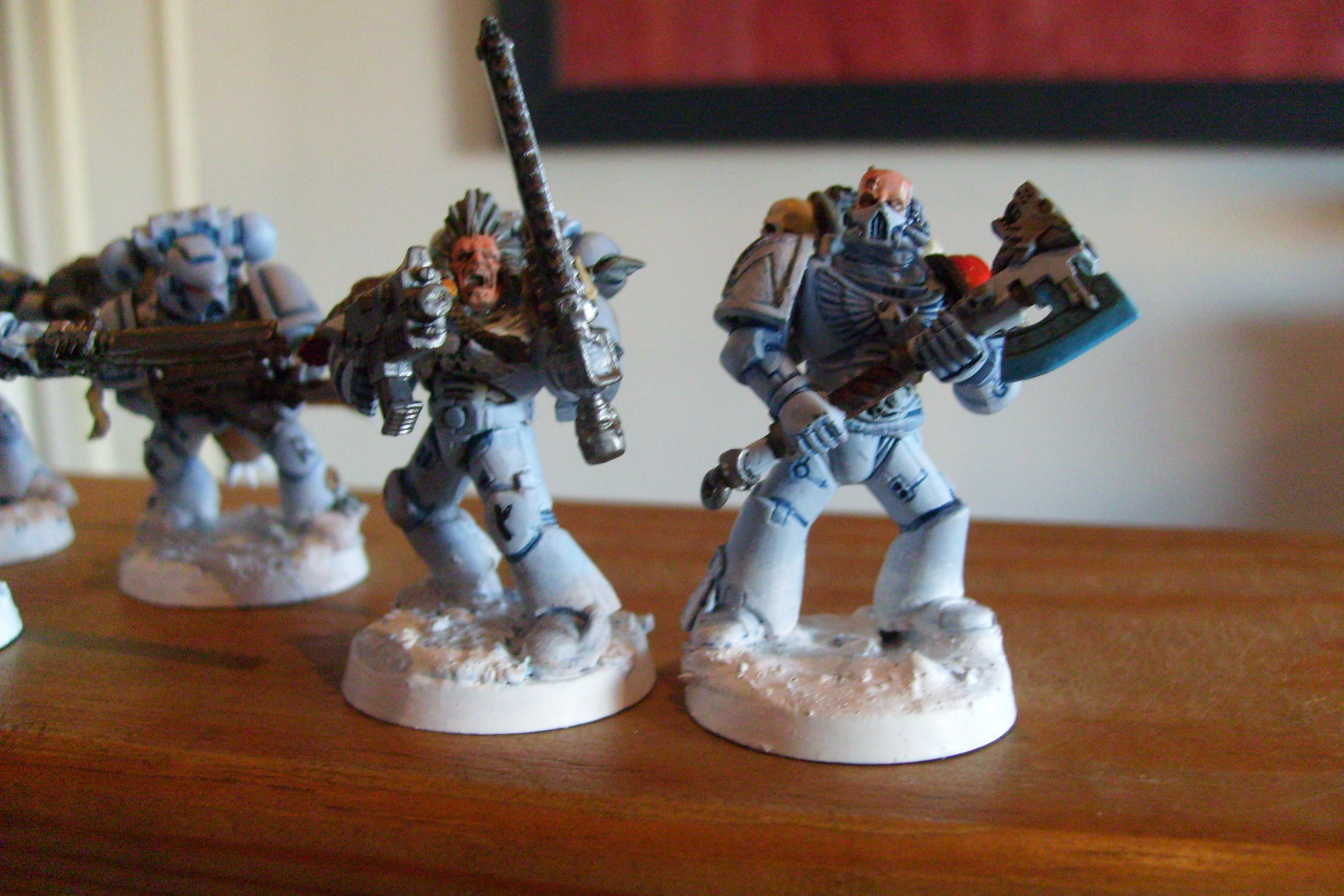 Space Wolf;wolves;space Marine;grey Hunter;wolfguard ;spacewolves