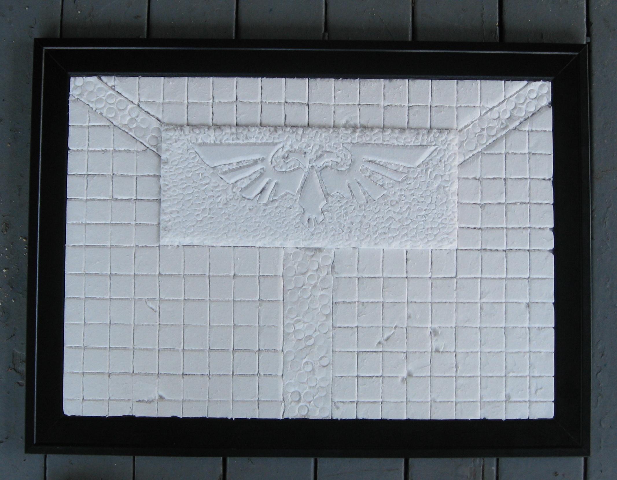 Display Board, Terrain