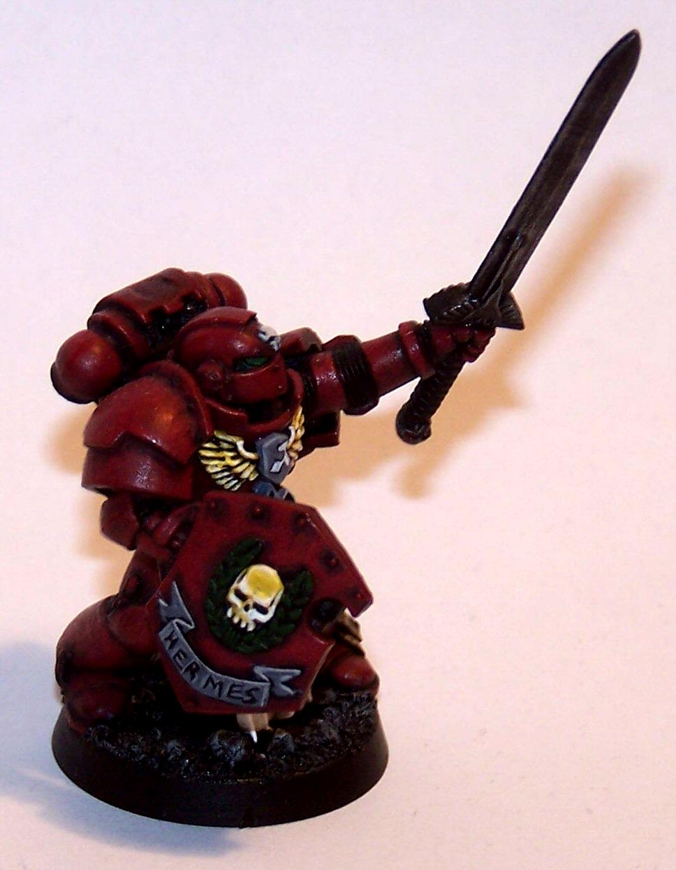 Chapter Champion, Emperor's Wings, Space Marines