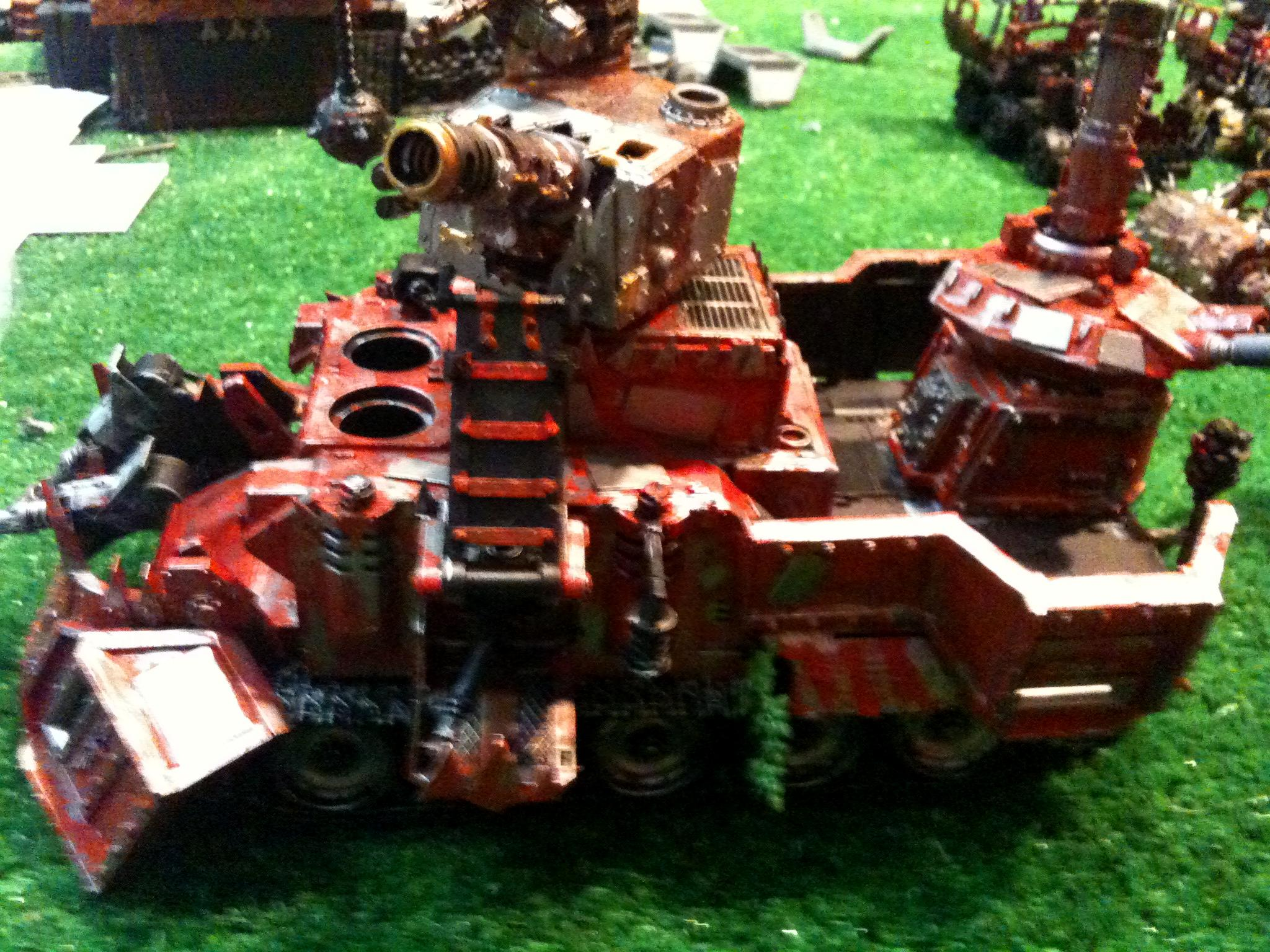 Ork Battle Fortress