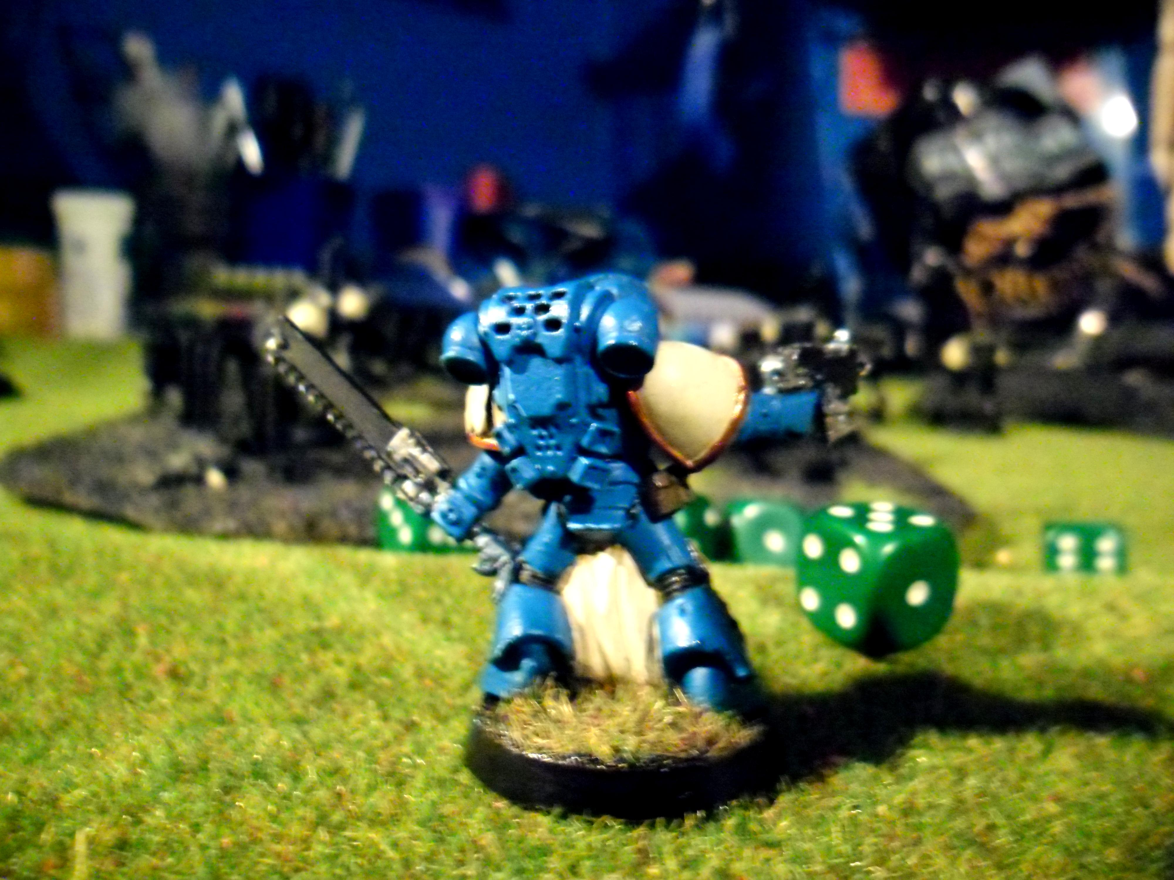 Game, Space Marines, SGT