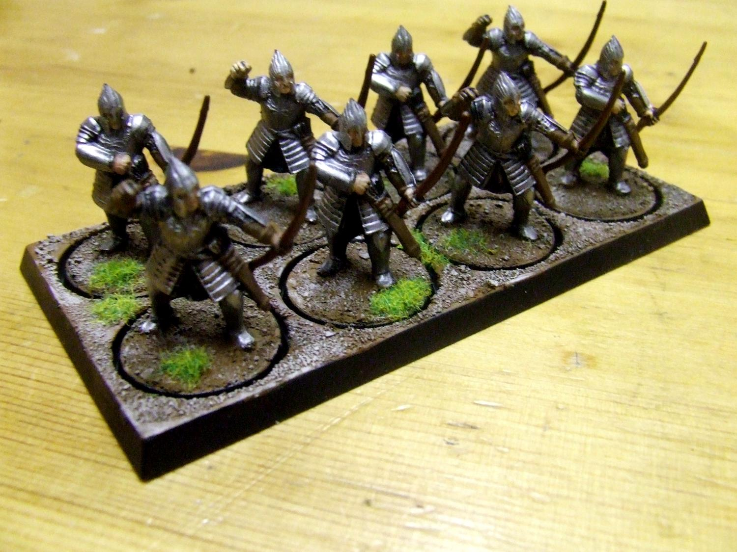 Archers, Gondor, Lord Of The Rings, Minas Tirith, War Of The Ring, Warriors Of Minas Tirith