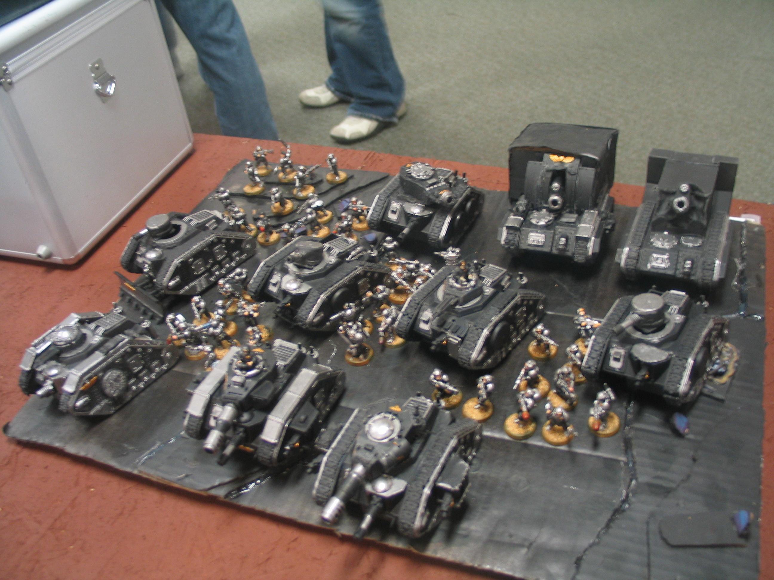 Conflict Gt 2011, Warhammer 40,000