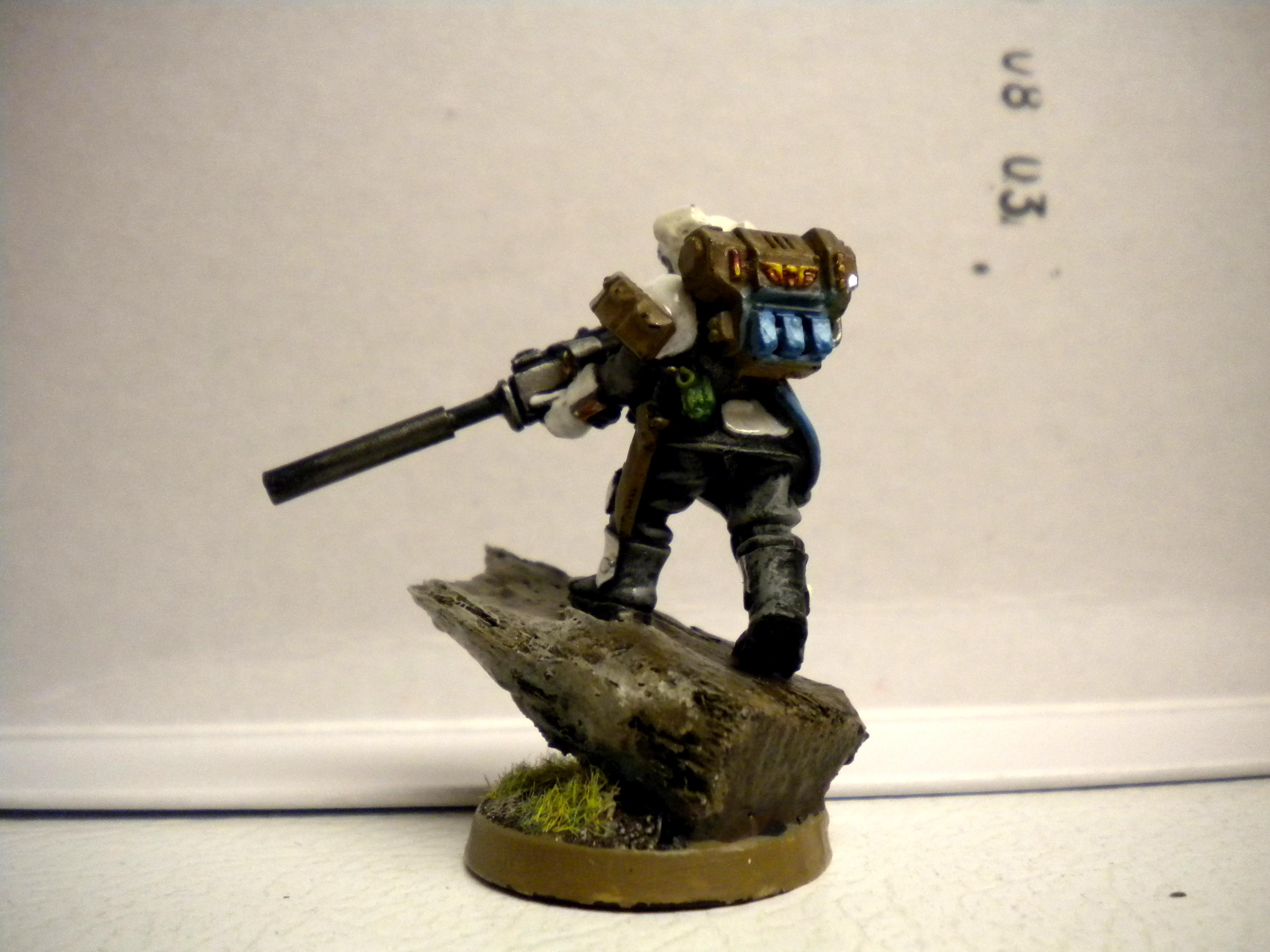 Conversion, Imperial Guard, Kasrkin, Snipers