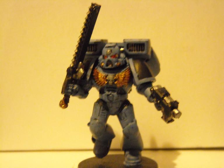 Assault Marines, Space Wolves