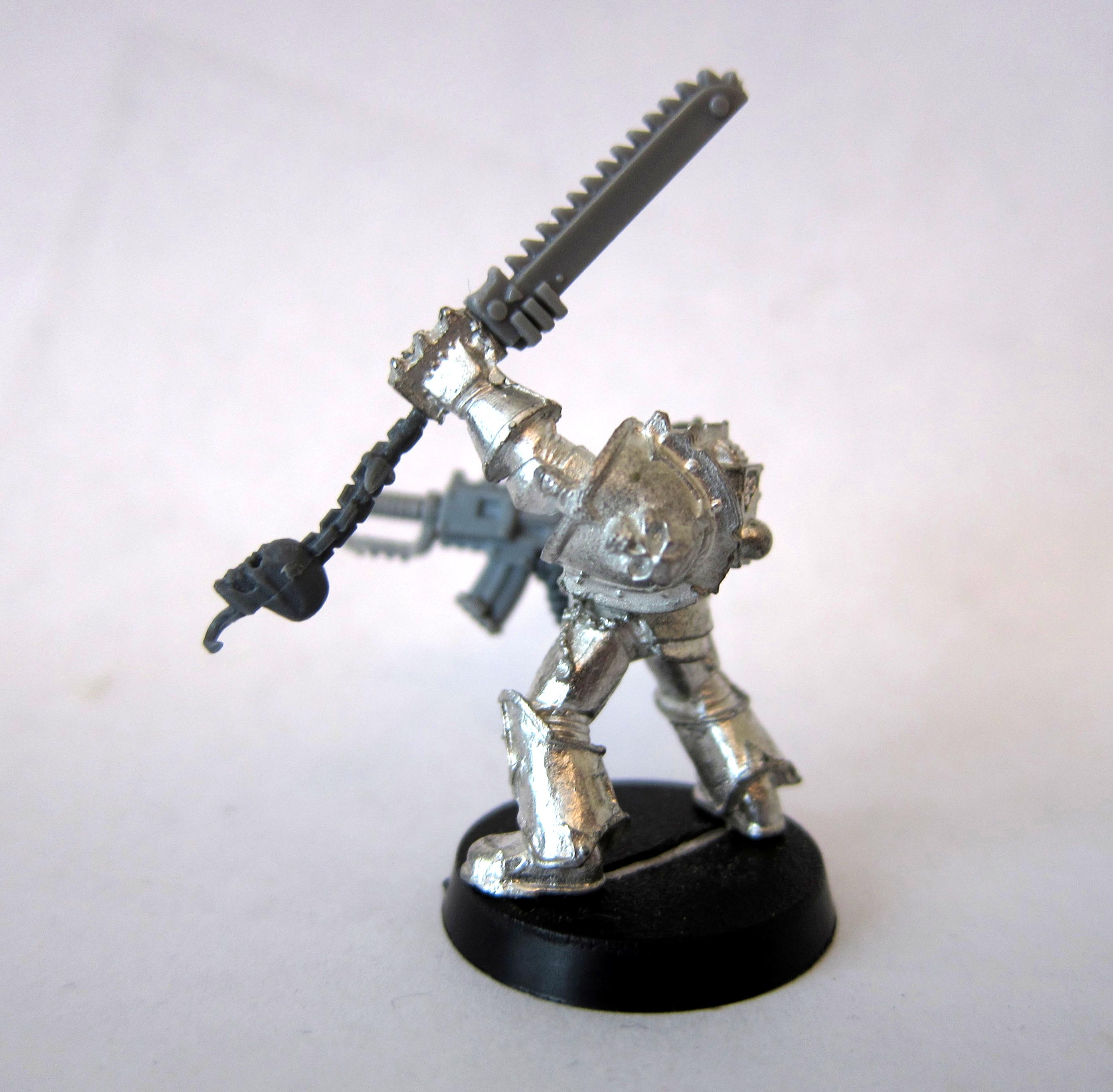 Chaos, Chaos Space Marines, Conversion, Space Marines