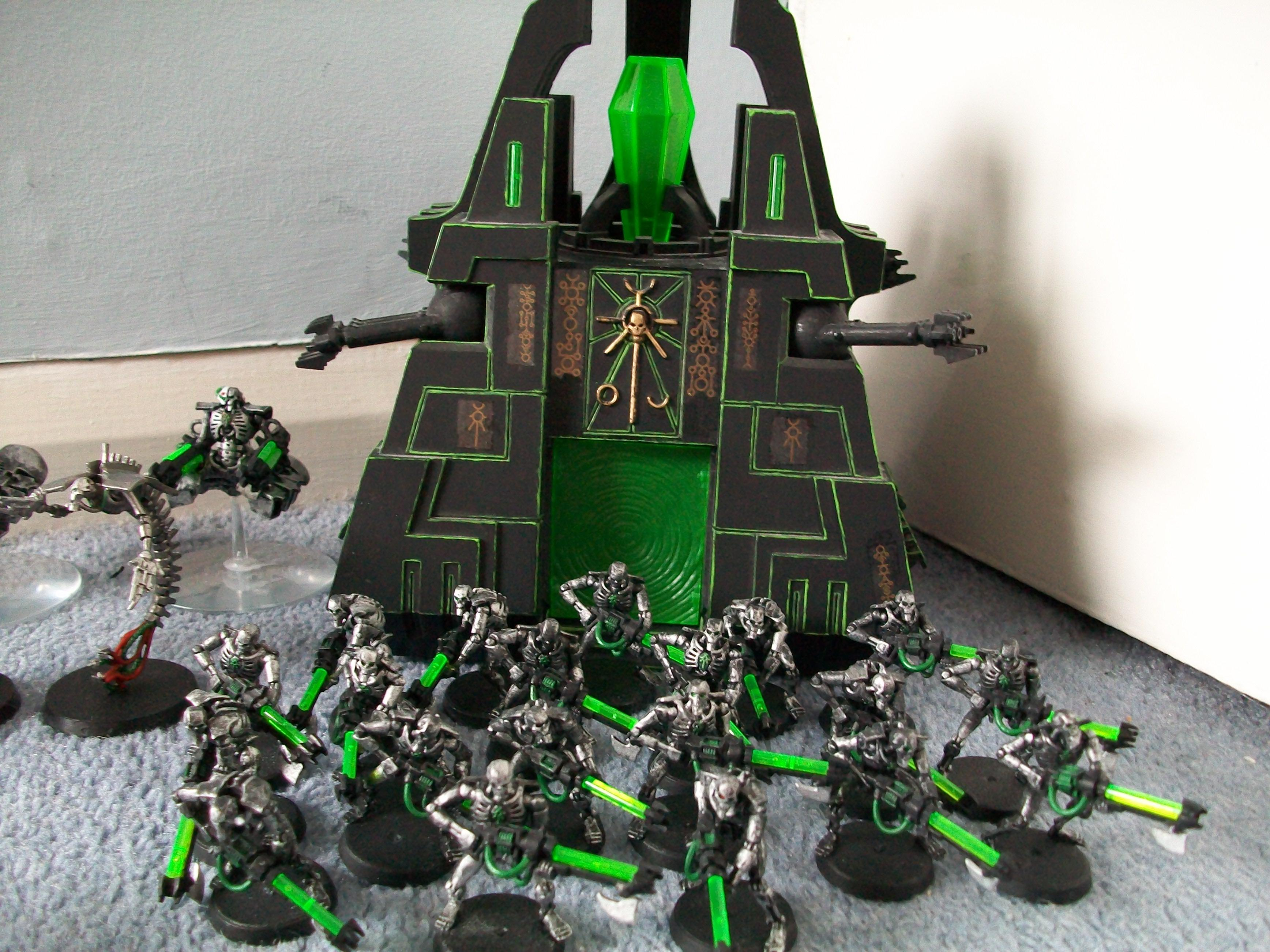 Apocalypse, Army, Necrons, Warhammer 40,000