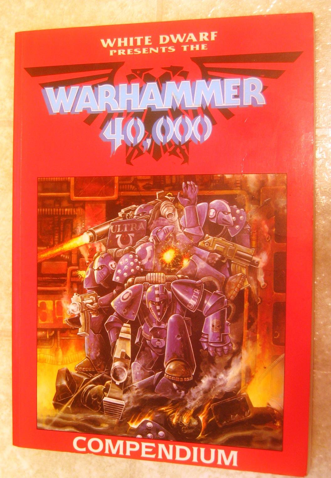 Warhammer 40,000 Compendium, front cover