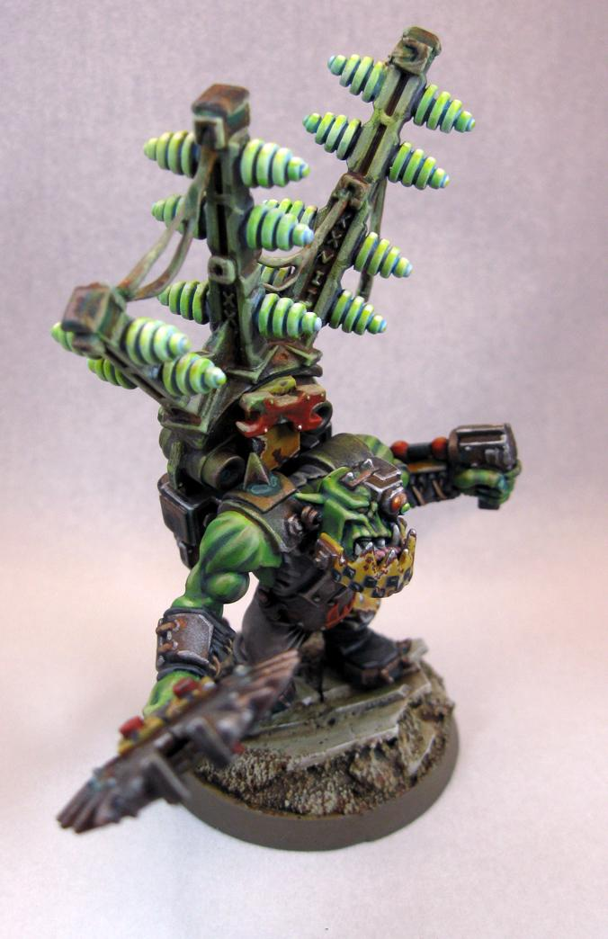 Big Mek, Kustom Force Field, Mekboy, Orks