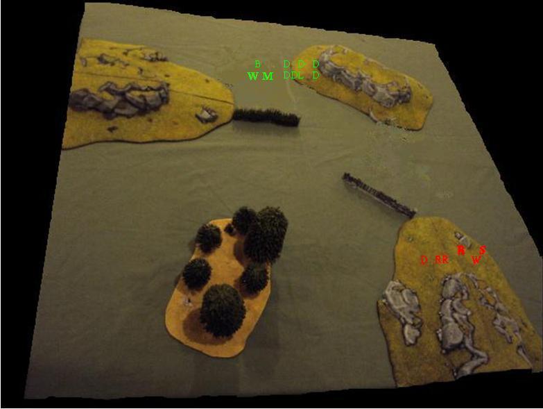 Battle Report, Circle Of Orboros, Cryx, Hordes, Warmachine