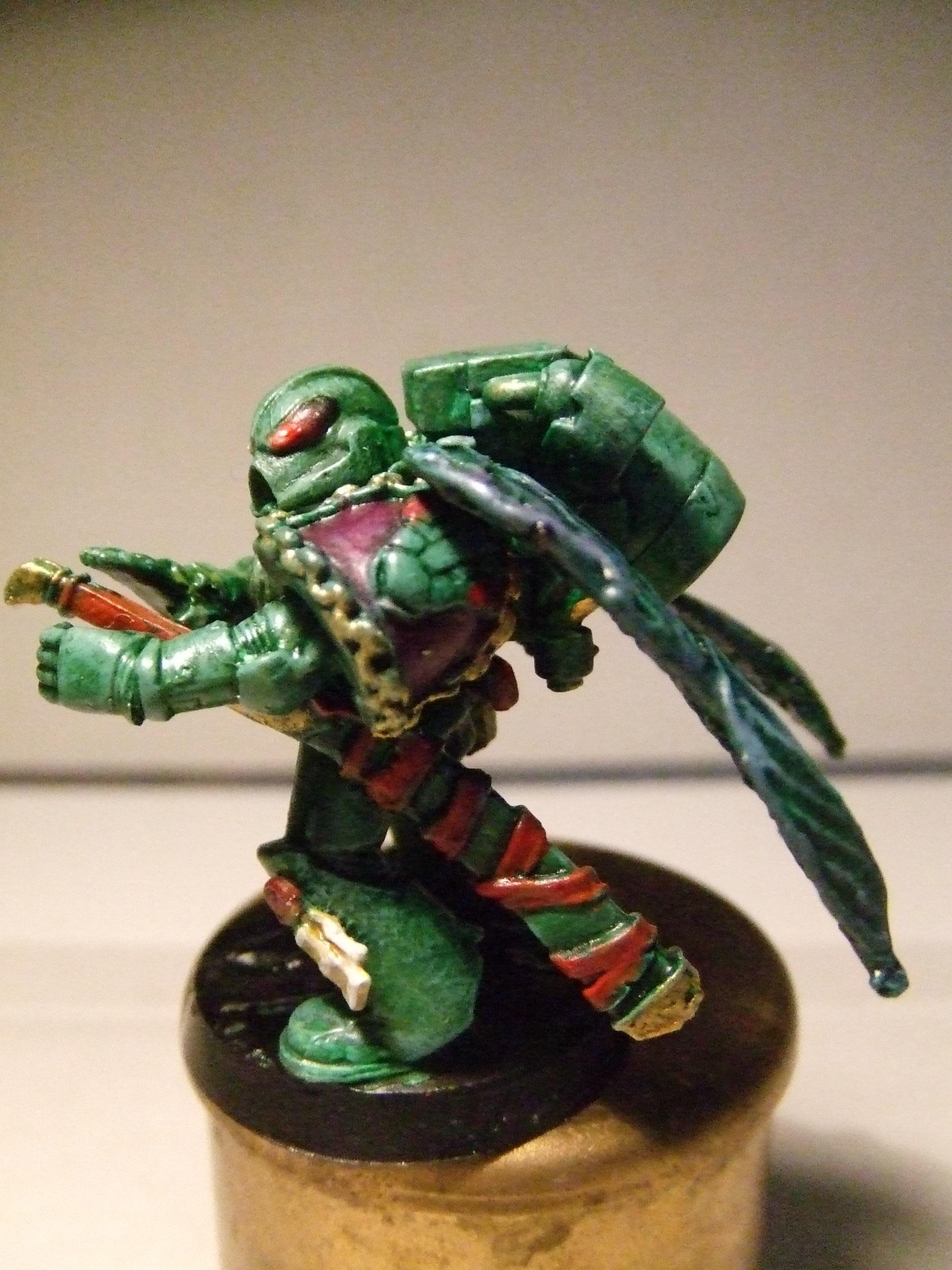 Assault, Space Marines