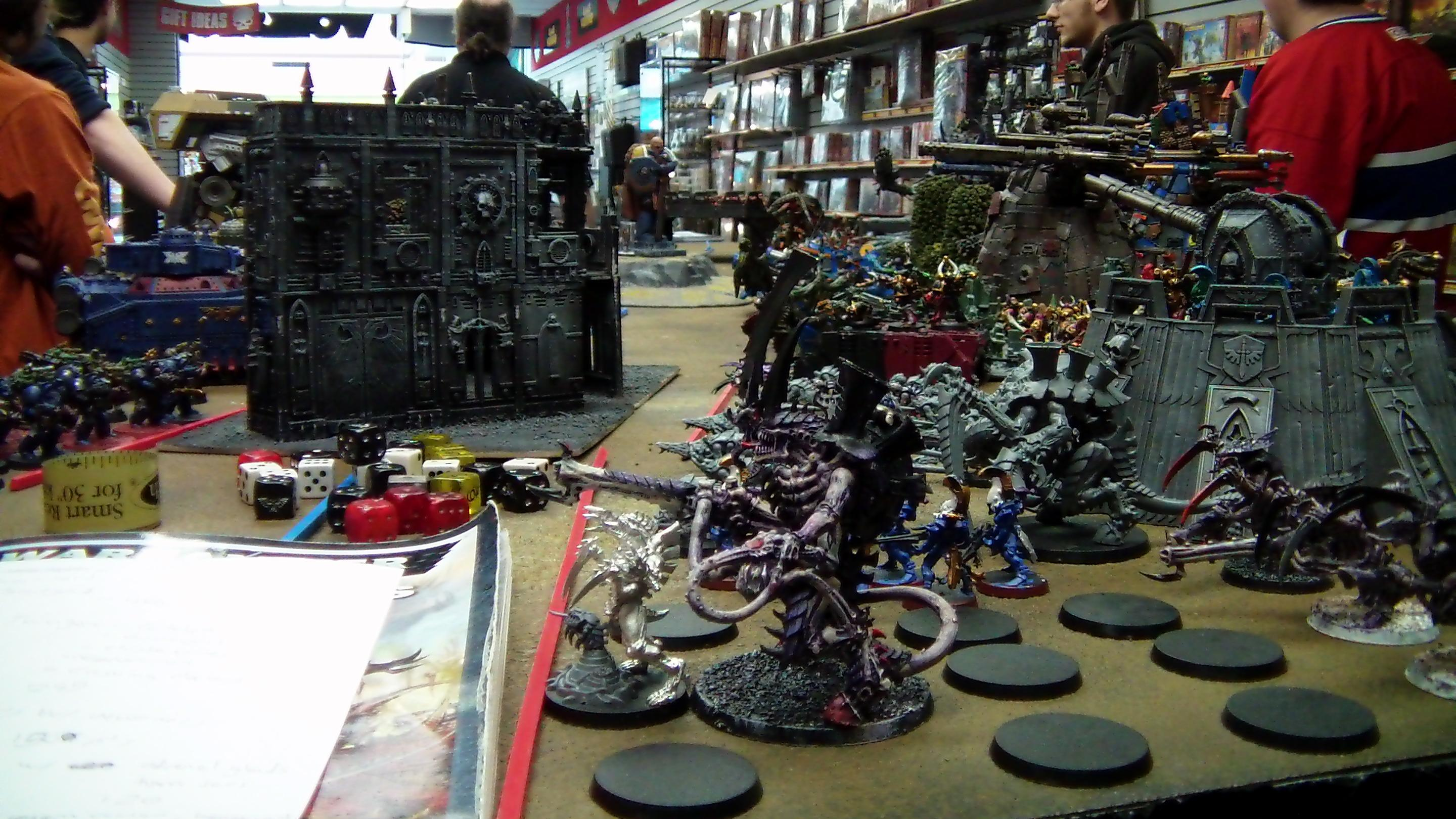 Apocalypse, Chaos, Eldar, Guard, Imperial, Orks, Space, Space Marines, Tyranids