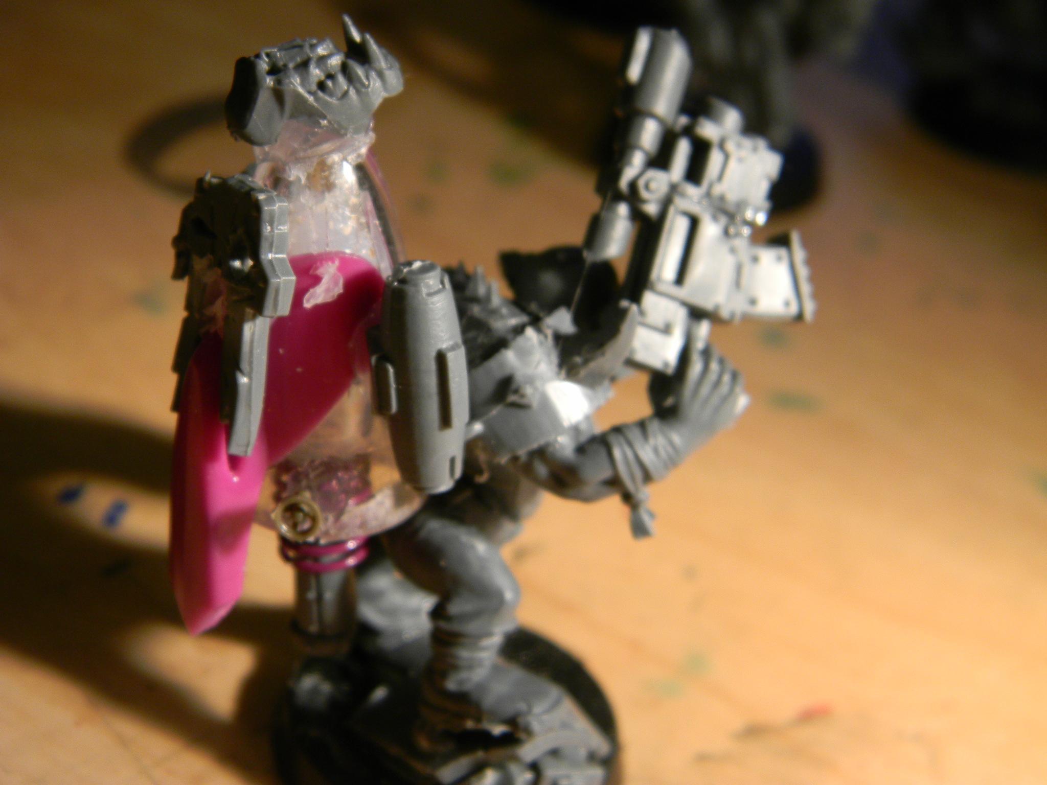 Orks, Stormboy, Warhammer 40,000, Work In Progress
