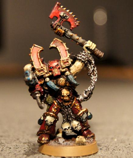 Chaos, Kharn, Kharn The Betrayer, Khorne, Warhammer 40,000