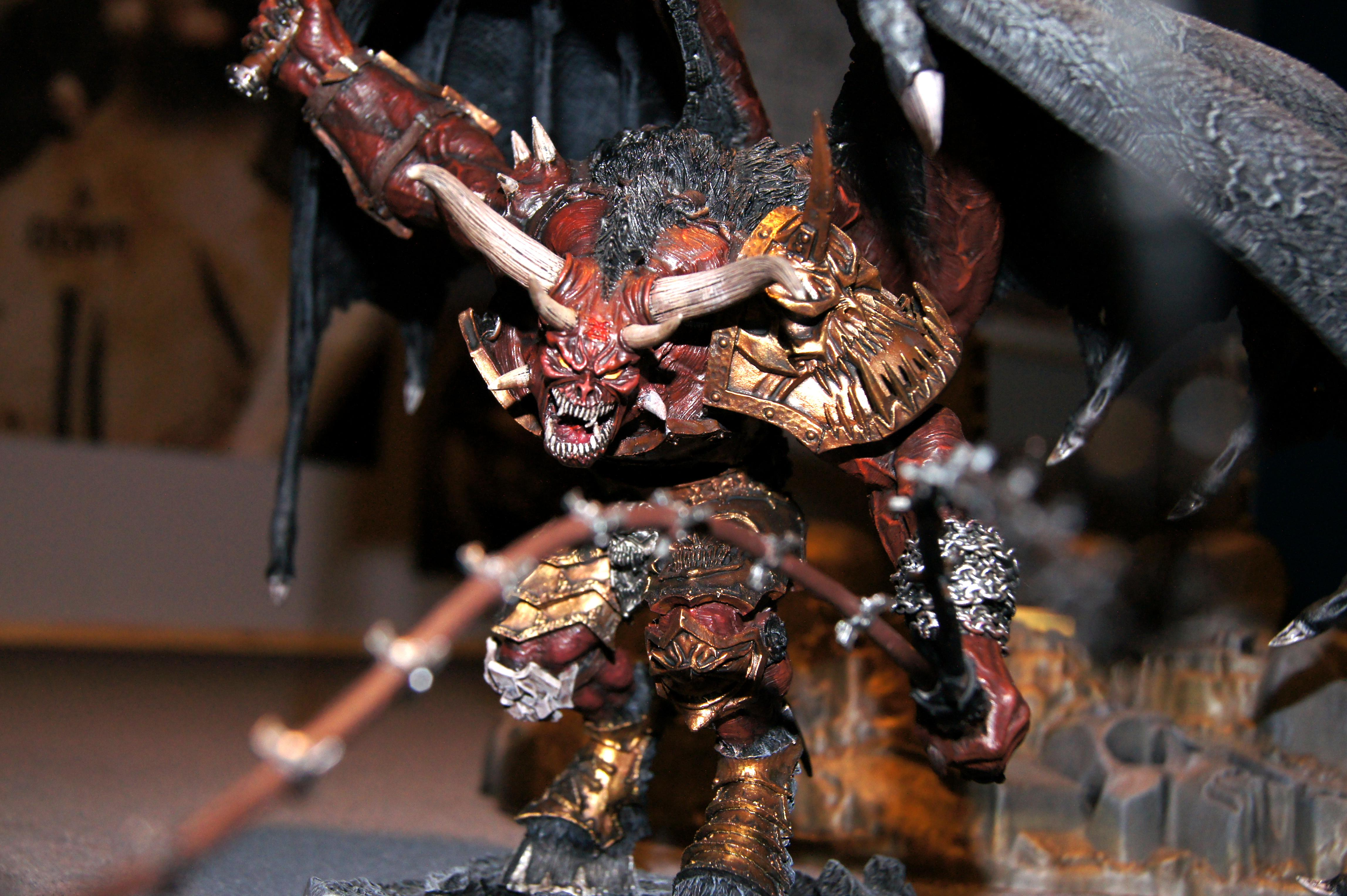 Chaos, Daemons, Bloodthirster