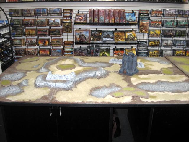 Grand Prix, Grand Tournament, Sprue Posse, Tournament, Warhammer 40,000