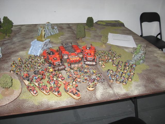 Crimson Fists, Space Marines, Sprue Posse, Tourney, Warhammer 40,000